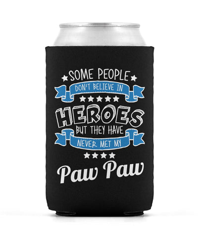 My Paw Paw the Hero - Can Cooler
