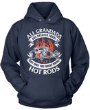 Only the Finest Grandads Drive Hot Rods