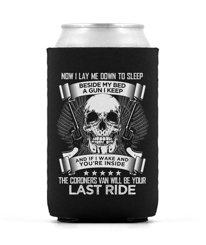 Coroners Van Will Be Your Last Ride - Can Cooler
