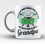 This Grandpa Loves Golf - Mug