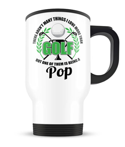 This Pop Loves Golf - Travel Mug