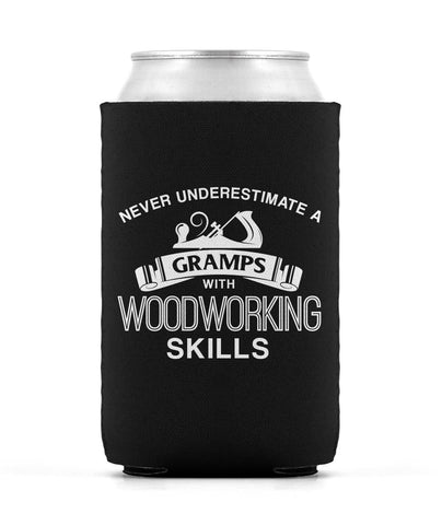 Never Underestimate a Gramps with Woodworking Skills - Can Cooler