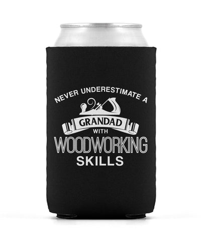 Never Underestimate a Grandad with Woodworking Skills - Can Cooler