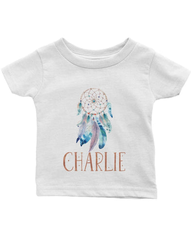 Dream Catcher - Personalized Children's T-Shirt - Children's T-Shirts