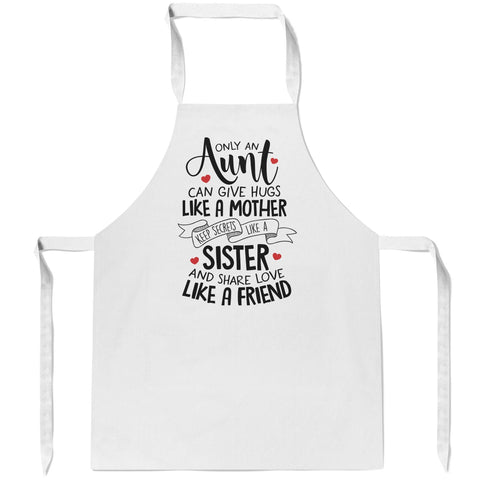 Only An Aunt Can - Apron