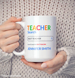 Personalized Search - Mug - [variant_title]