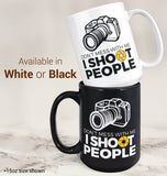 Photographer - I Shoot People - Mug - [variant_title]