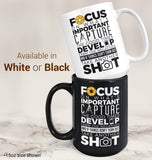 The Photography Code - Mug - [variant_title]