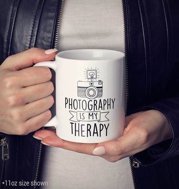 Photography Is My Therapy - [variant_title]