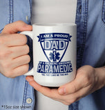 Proud (Nickname) of an Awesome Paramedic - Mug - [variant_title]