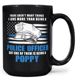 This (Nickname) Loves Being a Police Officer- Personalized Mug