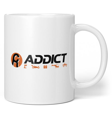 RC Addict - Coffee Mug / Tea Cup