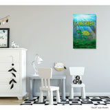 Sea Turtle - Personalized Canvas