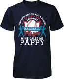 Favorite Baseball Player - Mine Calls Me Pappy