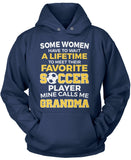 Favorite Soccer Player - Mine Calls Me Grandma