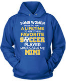 Favorite Soccer Player - Mine Calls Me Mimi