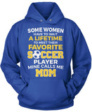 Favorite Soccer Player - Mine Calls Me Mom