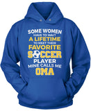 Favorite Soccer Player - Mine Calls Me Oma
