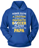 Favorite Soccer Player - Mine Calls Me Papa