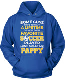 Favorite Soccer Player - Mine Calls Me Pappy