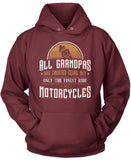 Only the Finest Grandpa's Ride Motorcycles