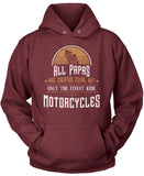 Only the Finest Papa's Ride Motorcycles