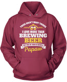 This Papaw Loves Brewing Beer