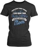 This Mom Loves Being a Teacher