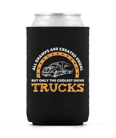 Only the Coolest Gramps Drive Trucks- Can Cooler