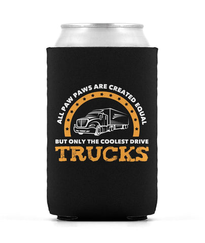 Only the Coolest Paw Paws Drive Trucks- Can Cooler