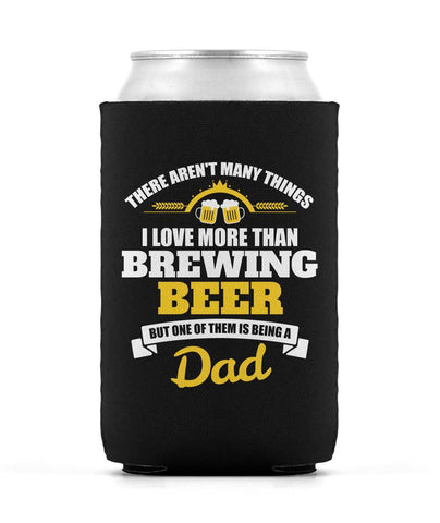 This Dad Loves Brewing Beer - Can Cooler