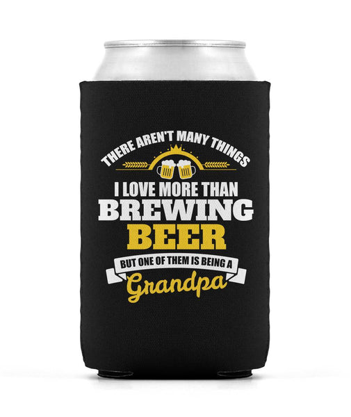 Kool A Brew Can Coolers ~ This grandpa loves brewing beer can cooler