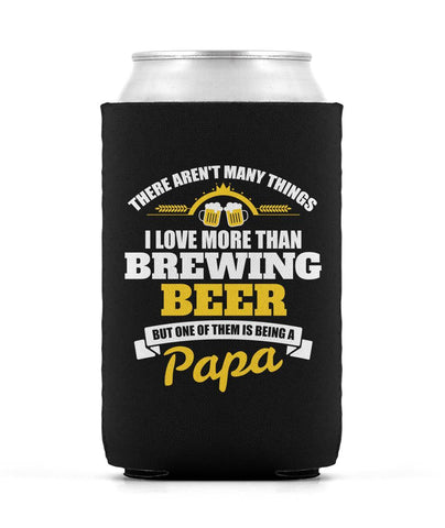 This Papa Loves Brewing Beer - Can Cooler