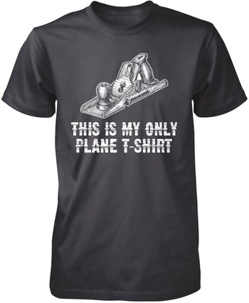 This Is My Only Plane T-Shirt