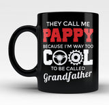 They Call Me Pappy - Mug