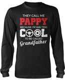 They Call Me Pappy Longsleeve T-Shirt