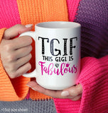 This Gigi Is Fabulous - Mug - [variant_title]