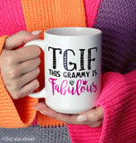 This Grammy Is Fabulous - Mug - [variant_title]