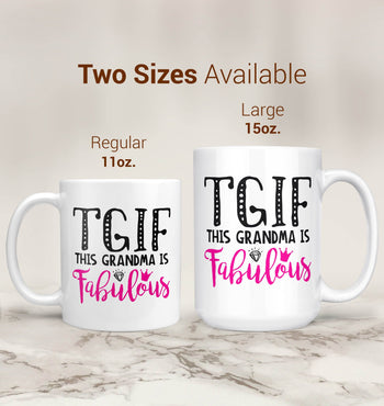 This Grandma Is Fabulous - Mug - [variant_title]