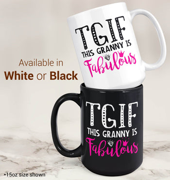 This Granny Is Fabulous - Mug - [variant_title]