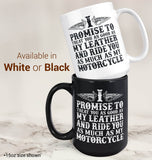 The Motorcycle Vow - Mug - [variant_title]