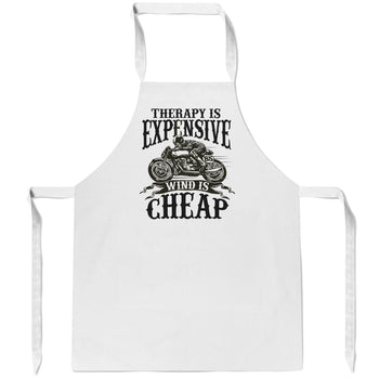 Therapy Is Expensive, Wind Is Cheap - Apron