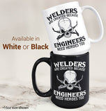 Welders - An Engineers Hero - Mug - [variant_title]