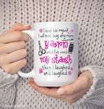 I Will Not Buy Anymore Yarn - Mug - [variant_title]