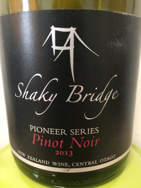 shakybridge pioneer series Pinot noir buy in singapore in winestore.sg