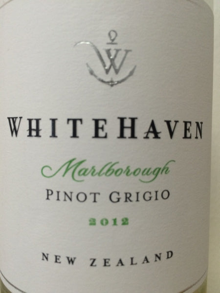 2012 whitehaven pino grigo cheap price singapore winestore