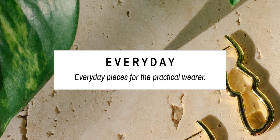 Detail image of everyday jewellery