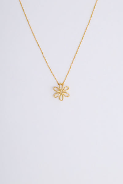 Areli Necklace Gold