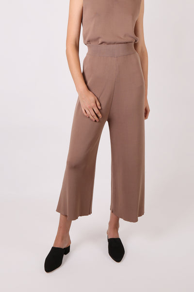 Knit Pant Taupe