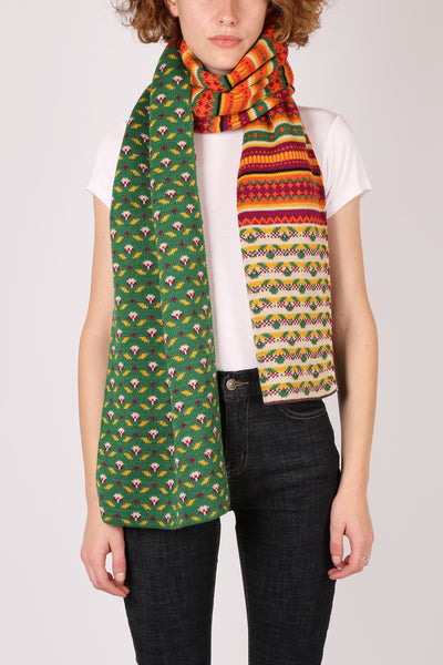 Knitted Scarf Multi - ShopGoh